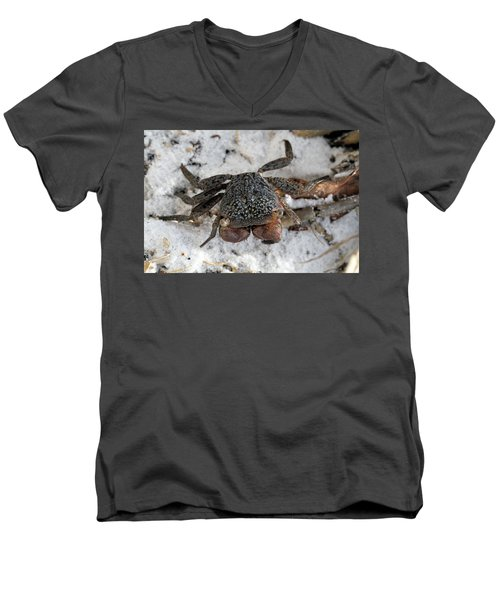 Mangrove Tree Crab Men's V-Neck T-Shirt