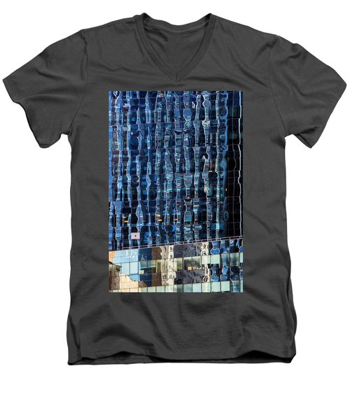 Manhattan Windows Men's V-Neck T-Shirt