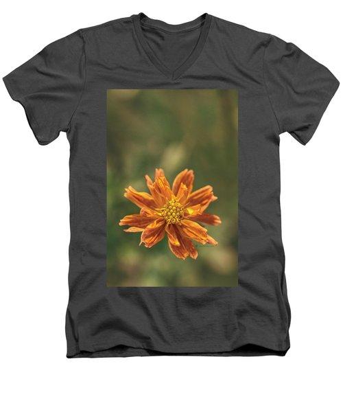 Manifesting Sundot..... Men's V-Neck T-Shirt