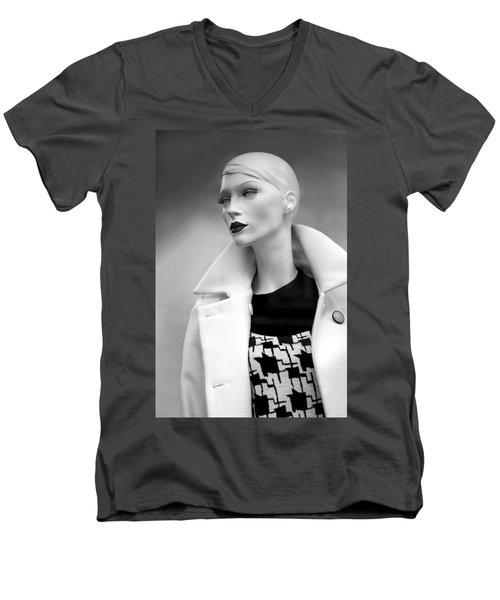 Mannequin 117 Men's V-Neck T-Shirt
