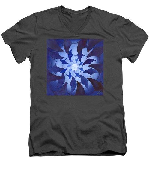 Mantas Men's V-Neck T-Shirt