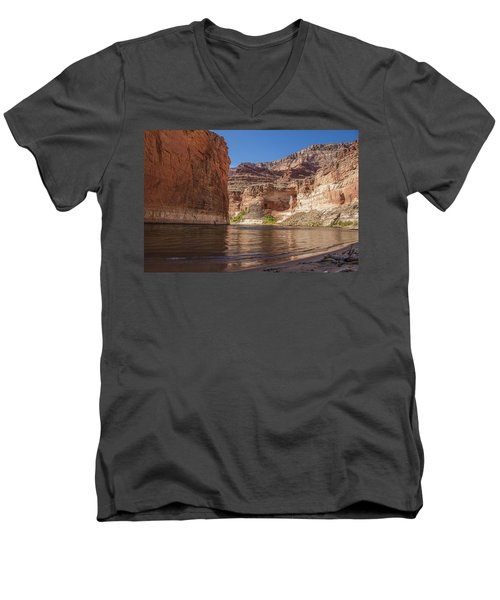 Marble Canyon Grand Canyon National Park Men's V-Neck T-Shirt