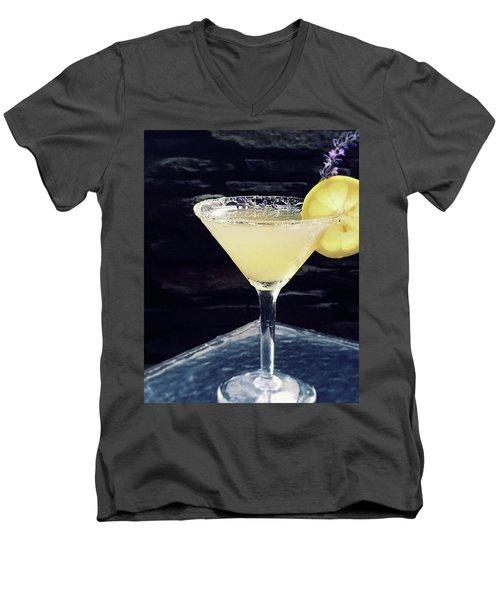 Margarita Men's V-Neck T-Shirt