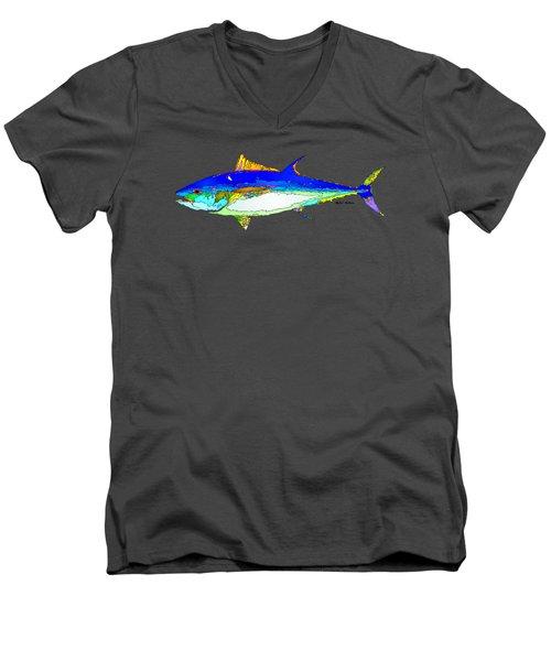 Marine Life Men's V-Neck T-Shirt