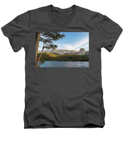 Marry Lake  Men's V-Neck T-Shirt