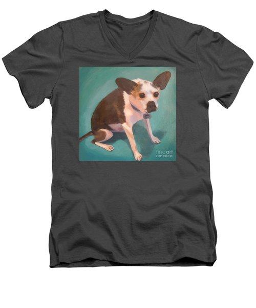Marvin Men's V-Neck T-Shirt