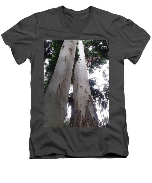 Mary Cairncross Rainforest  Men's V-Neck T-Shirt