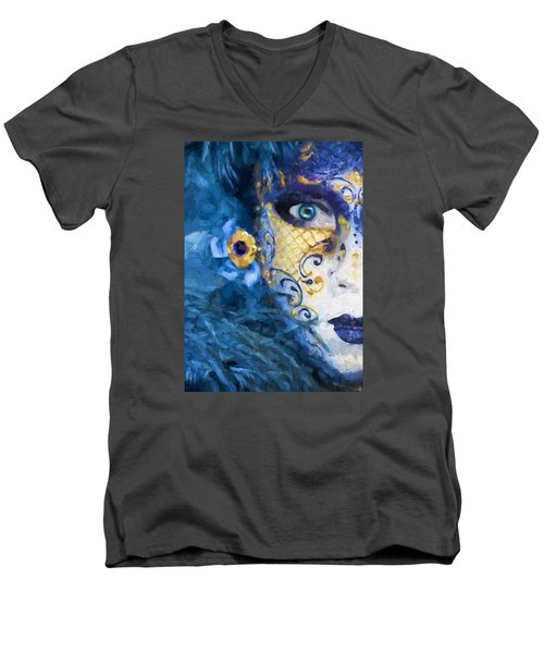 Masquerade I Men's V-Neck T-Shirt