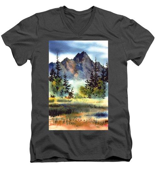 Matanuska Men's V-Neck T-Shirt