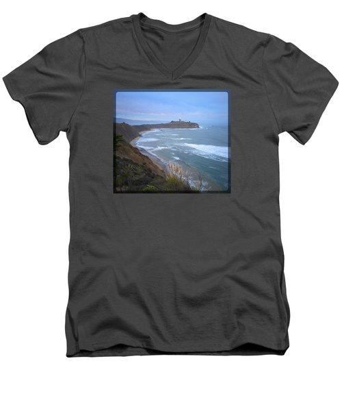 Mavericks Men's V-Neck T-Shirt