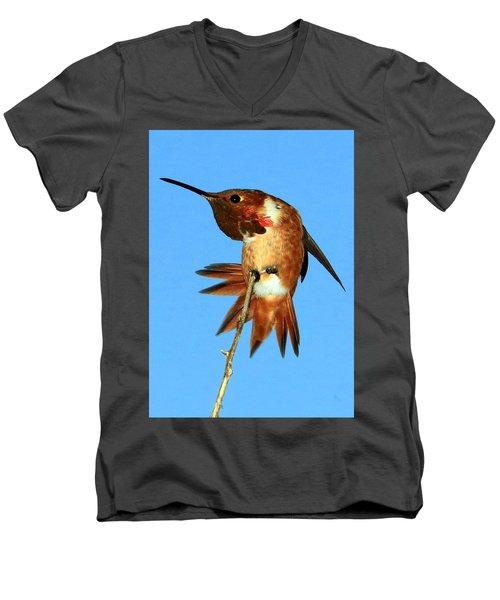 Maxwell 1 Men's V-Neck T-Shirt
