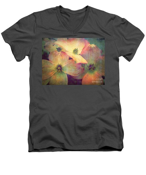 May 10 2010 Men's V-Neck T-Shirt by Tara Turner