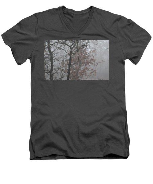 May I Have The Next Dance Men's V-Neck T-Shirt by Carolina Liechtenstein
