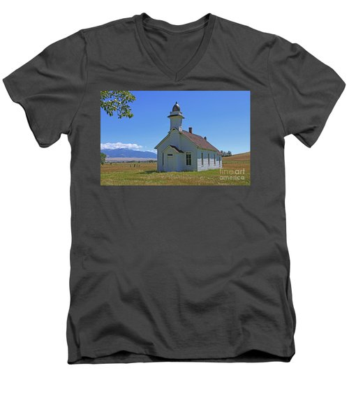 Mcallister Church Men's V-Neck T-Shirt