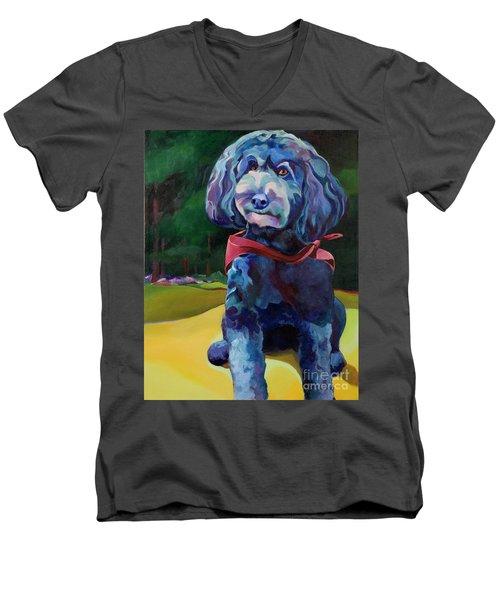 Mcconnell Men's V-Neck T-Shirt