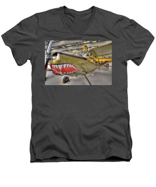 Mean Men's V-Neck T-Shirt