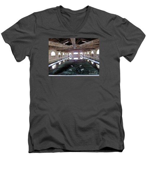Medieval Bath House Men's V-Neck T-Shirt