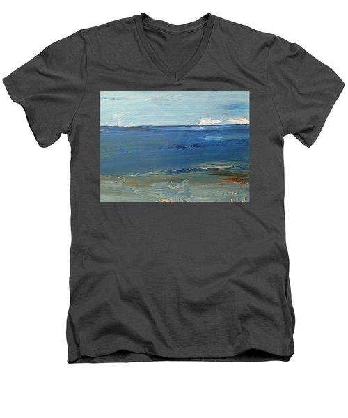 Mediterraneo Men's V-Neck T-Shirt