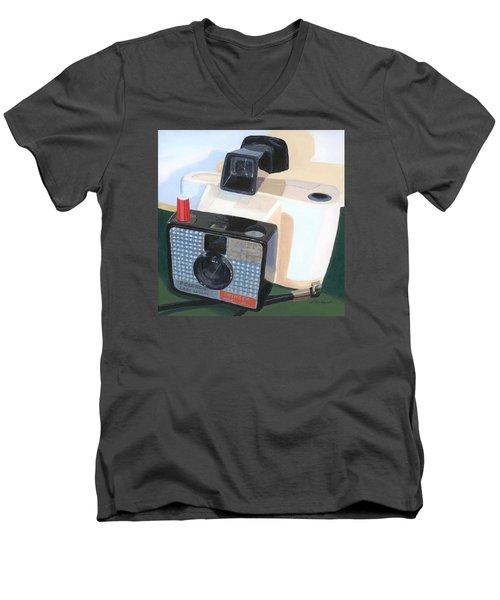 Meet The Swinger Men's V-Neck T-Shirt