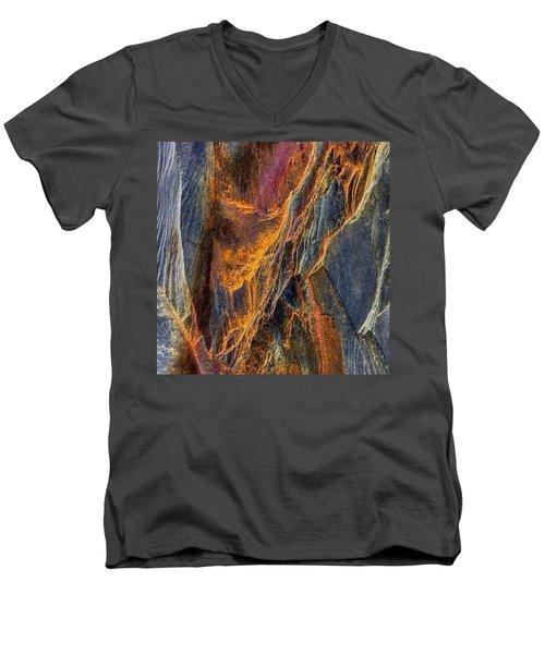 Megalith.iq Men's V-Neck T-Shirt