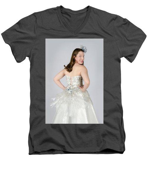 Melisa In Ready To Ship 2 Men's V-Neck T-Shirt