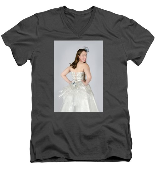Melisa In Ready To Ship 2 Men's V-Neck T-Shirt
