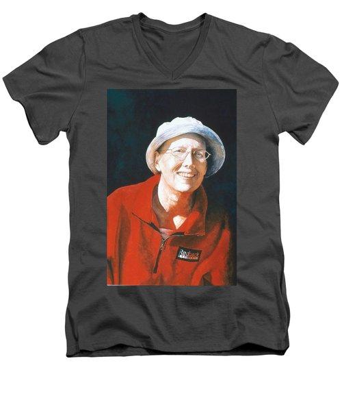 Melody Men's V-Neck T-Shirt