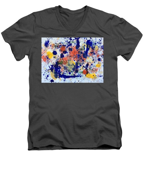 Memorial No 4 Men's V-Neck T-Shirt