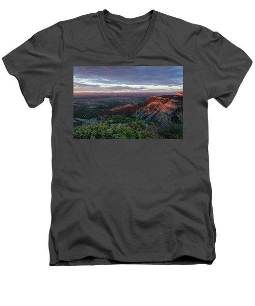 Mesa Verde Soft Light Men's V-Neck T-Shirt