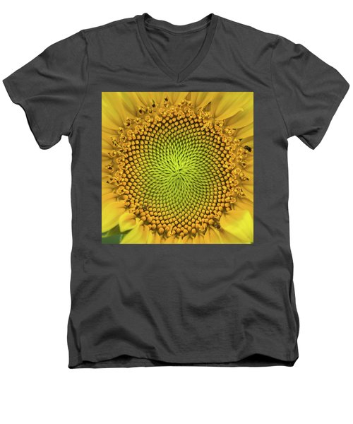 Men's V-Neck T-Shirt featuring the photograph Mesmerizing by Bill Pevlor