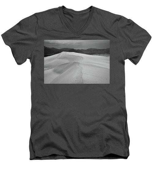 Mesquite Dunes - Death Valley - 2015 Men's V-Neck T-Shirt