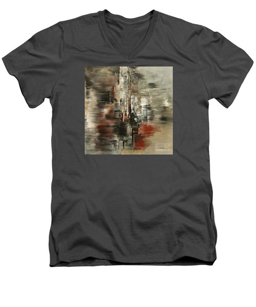 Metals And Magnetism Men's V-Neck T-Shirt