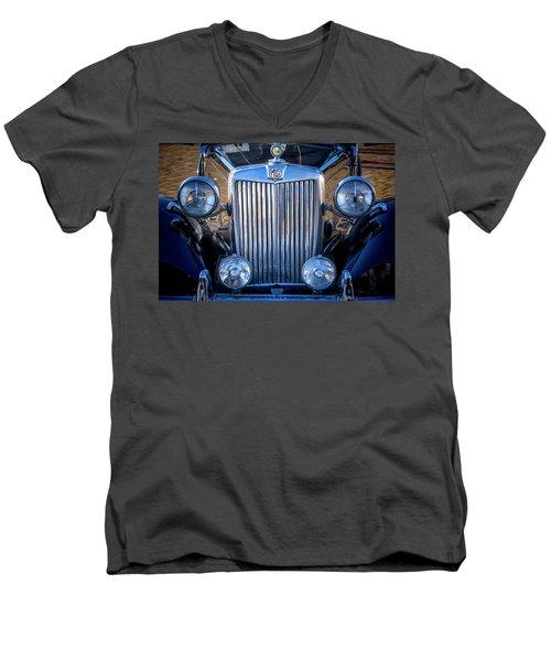 Mg Cars 003 Men's V-Neck T-Shirt