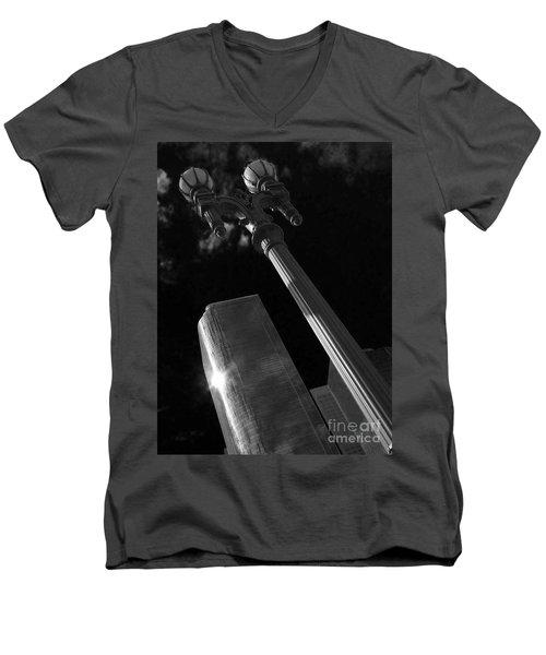 Midcity Passport Men's V-Neck T-Shirt