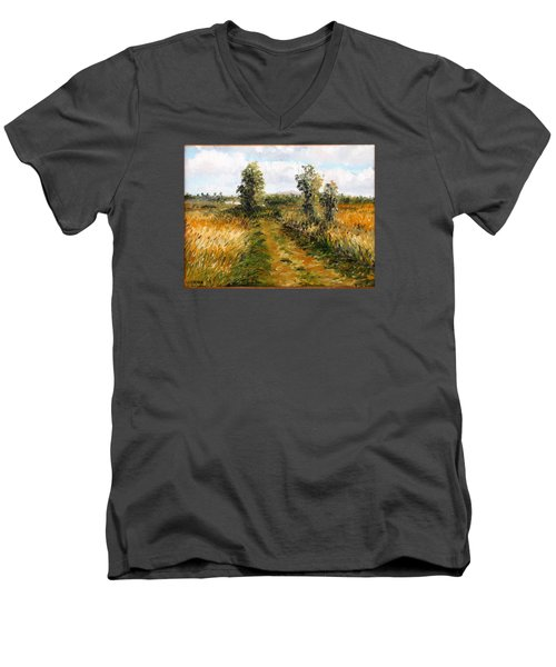 Midday Men's V-Neck T-Shirt