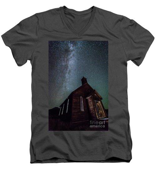 Midnight Mass  Men's V-Neck T-Shirt