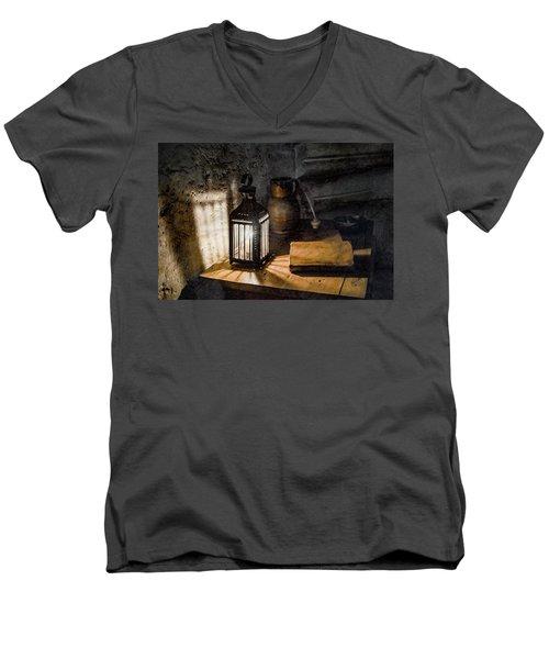 Paris, France - Midnight Oil Men's V-Neck T-Shirt