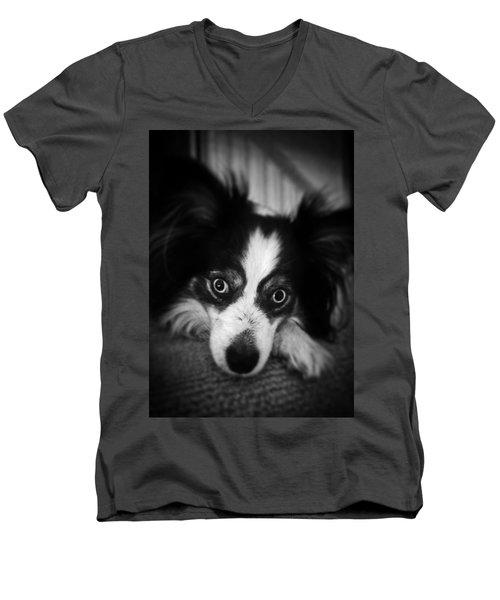 Millie Men's V-Neck T-Shirt