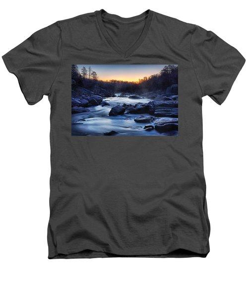 Millstream Gardens  Men's V-Neck T-Shirt