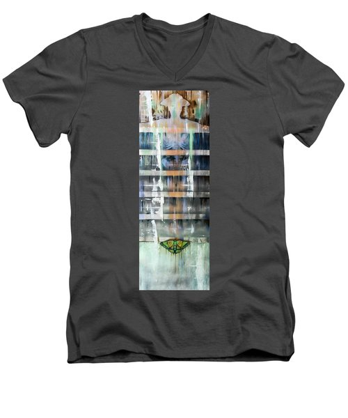 Mimicry Men's V-Neck T-Shirt