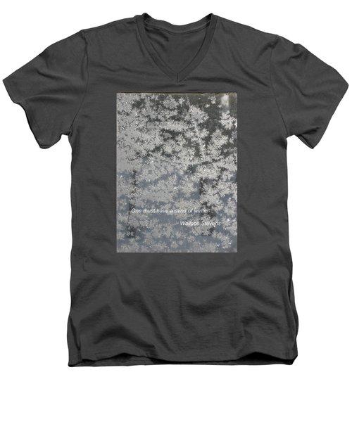 Mind Of Winter Men's V-Neck T-Shirt