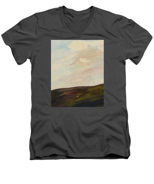 Mindful Landscape Men's V-Neck T-Shirt