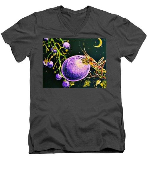 Mine Men's V-Neck T-Shirt