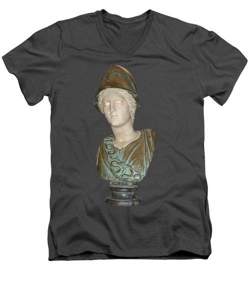 Minerva Men's V-Neck T-Shirt