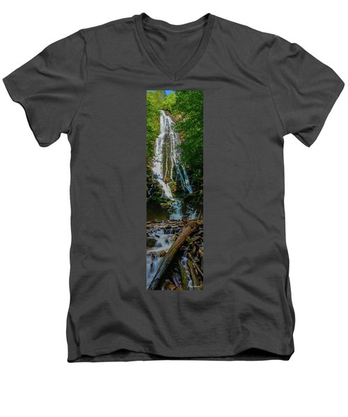 Mingo Falls Men's V-Neck T-Shirt