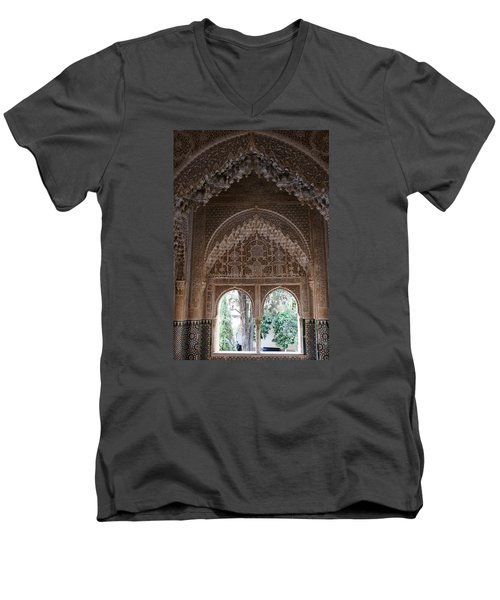Mirador De Daraxa Men's V-Neck T-Shirt