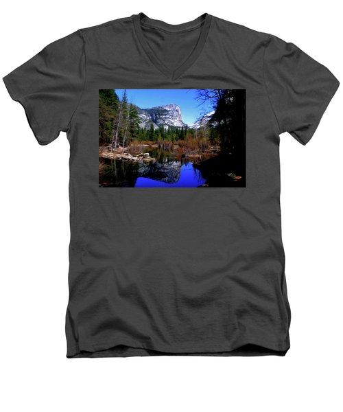 Mirror Lake Men's V-Neck T-Shirt