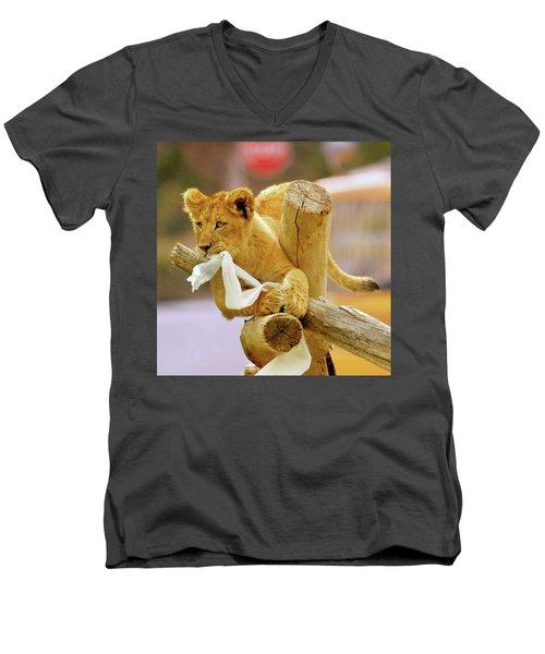 Mischief Men's V-Neck T-Shirt