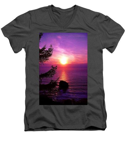 Miss You Already Men's V-Neck T-Shirt