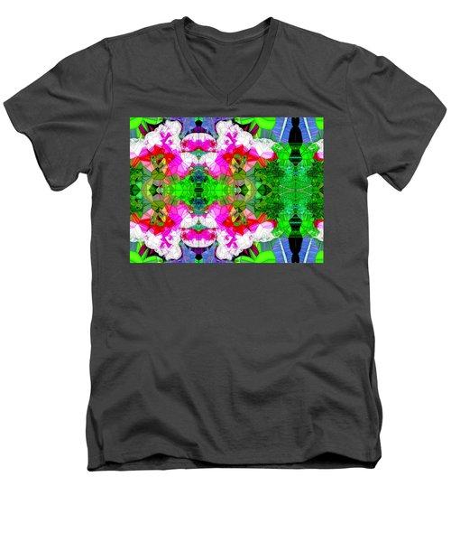 Missing Planet Men's V-Neck T-Shirt